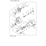 2-81B - POWER TAKE OFF; TRANSMISSION SIDE