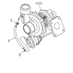 0-37 - TURBOCHARGER