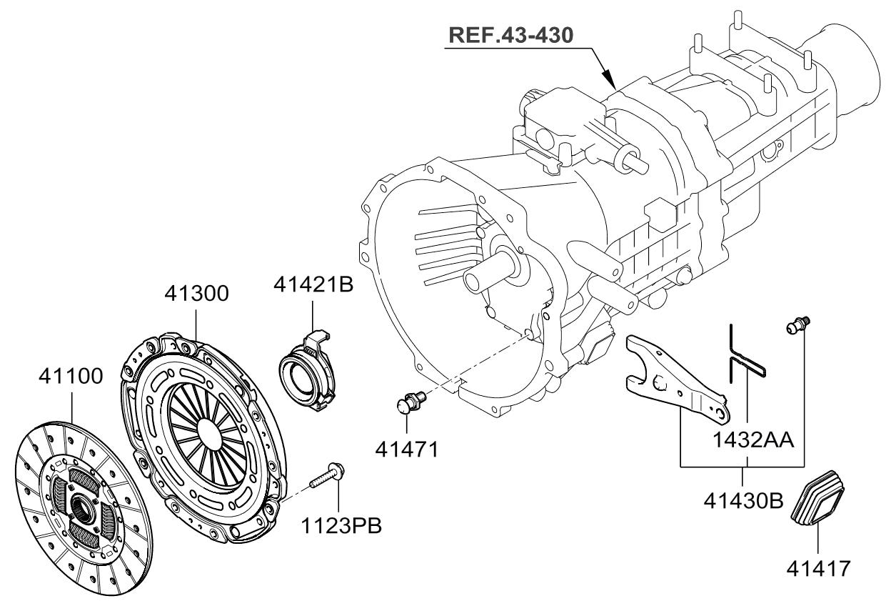 2013 All K2500 K2700 K2900 04 Nov2006 2006 2016 Kia Engine Diagram Code Part Number Production Date Qty Name Description Replacement
