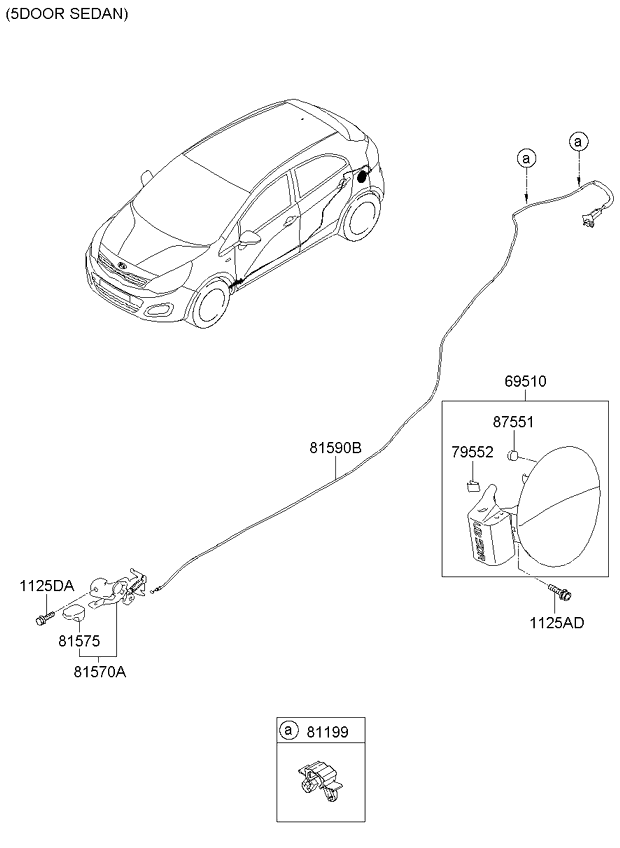 2013 Kia Rio Engine Diagram