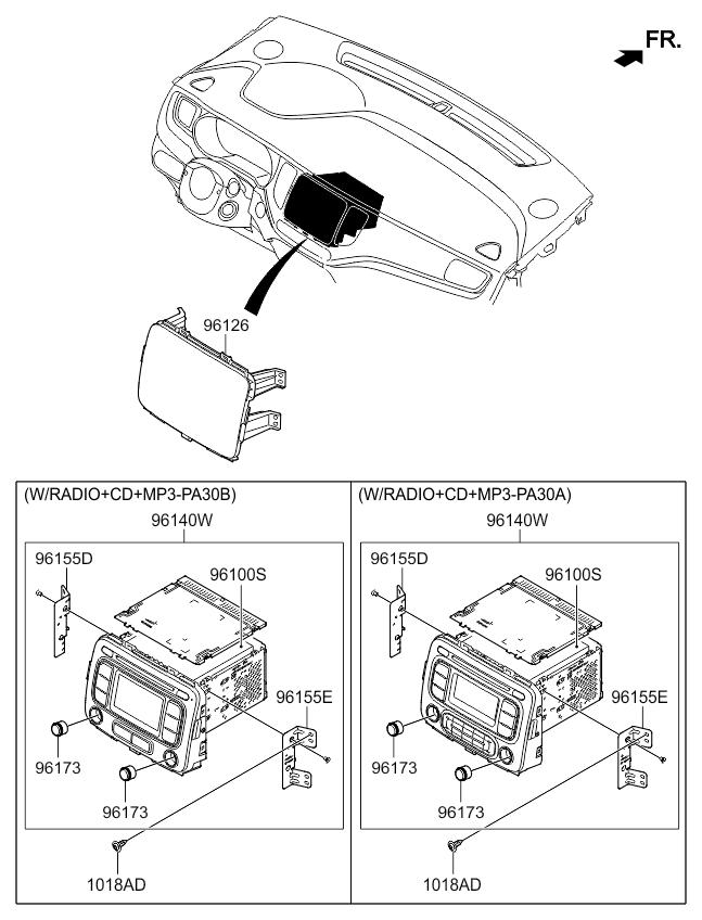 Parts: KIA Carens 2000 Wiring Diagram At Downselot.com