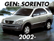 SORENTO 03 (2002-2006)