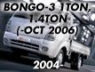 K2500/K2700/K3000/K3000S/K4000S 04: -OCT.2006 (2004-2006)