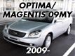 OPTIMA/MAGENTIS 09 (2009-)