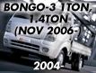 K2500/K2700/K2900/K3000S 04:  NOV.2006- (2006-2016)