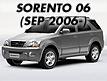SORENTO 06: SEP.2006- (2006-)