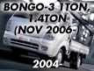 K2500/K2700/K2900/K300S/K4000S 04: NOV.2006- (2006-2016)