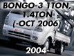K2700/K3000S 04: -OCT.2006 (2004-2006)