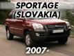 SPORTAGE 07 (SLOVAKIA PLANT-EUR) (2007-)