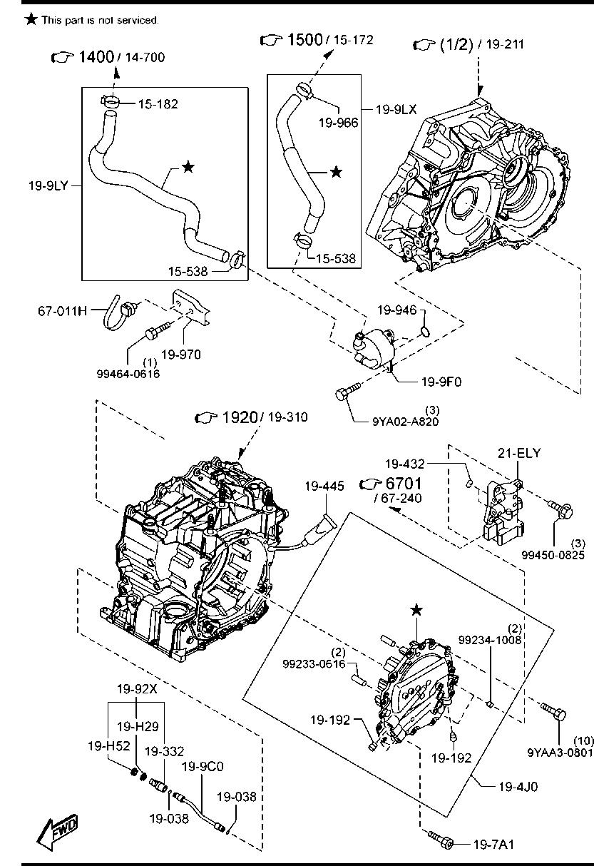31 Mazda 5 Parts Diagram