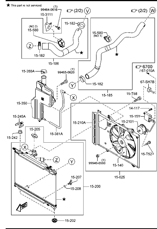 Europe Mazda Cx 3 Dk 02 2018 Gasoline Engine 4 Cylinder Mx Diagram List Of Parts