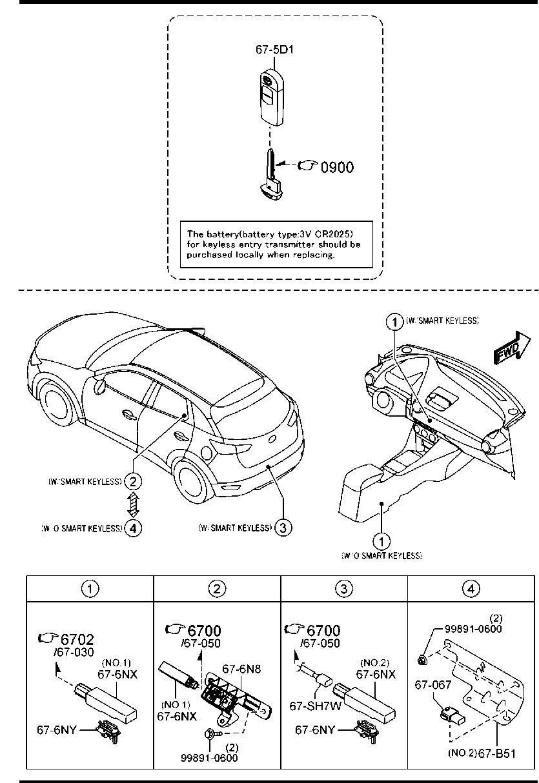 Wiring Database 2020  27 Mazda 3 Body Parts Diagram