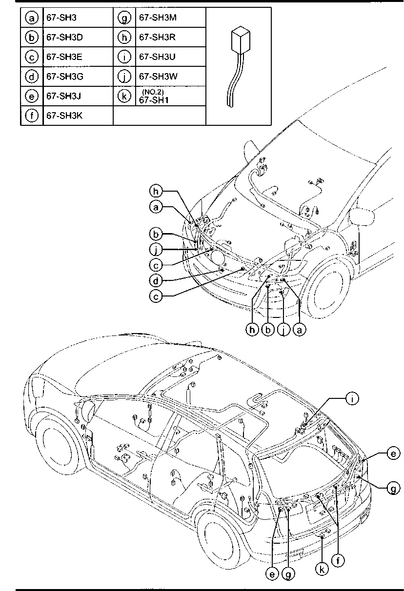 Mazda 3 Body Parts Diagram