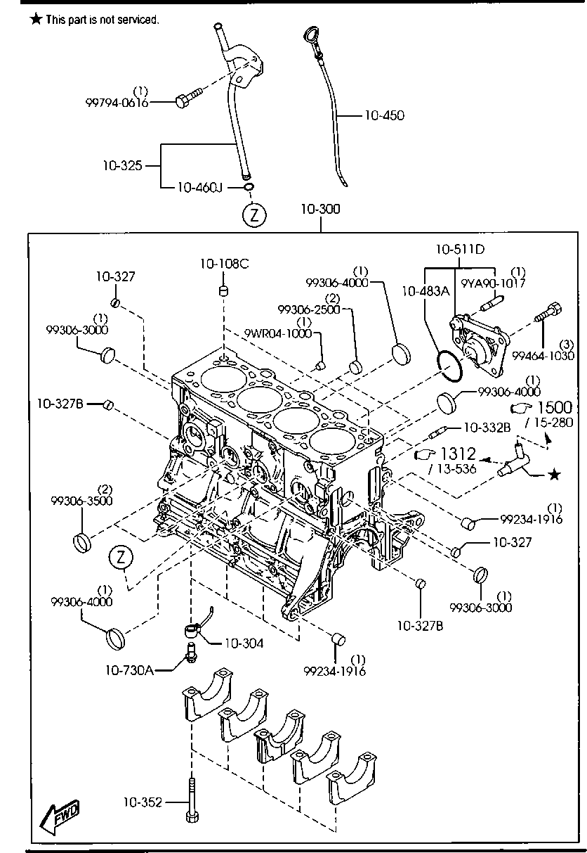 Europe Mazda Cx 7 Er 06 2009 Diesel Engine Transmission 1030b Diagram List Of Parts