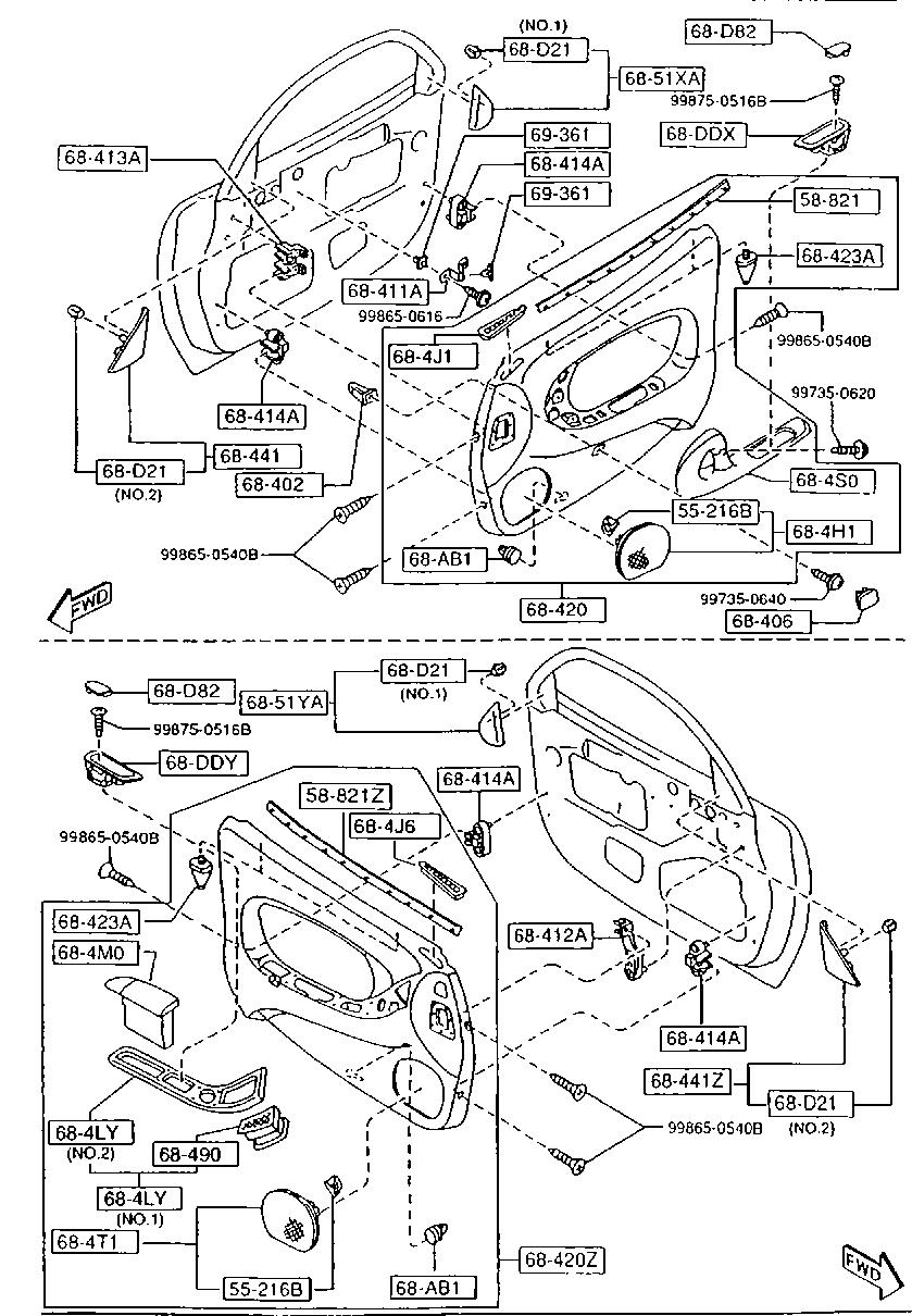 mazda rx7 parts catalog