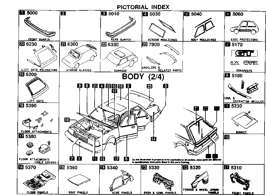 Mazda T4100 Wiring Diagram