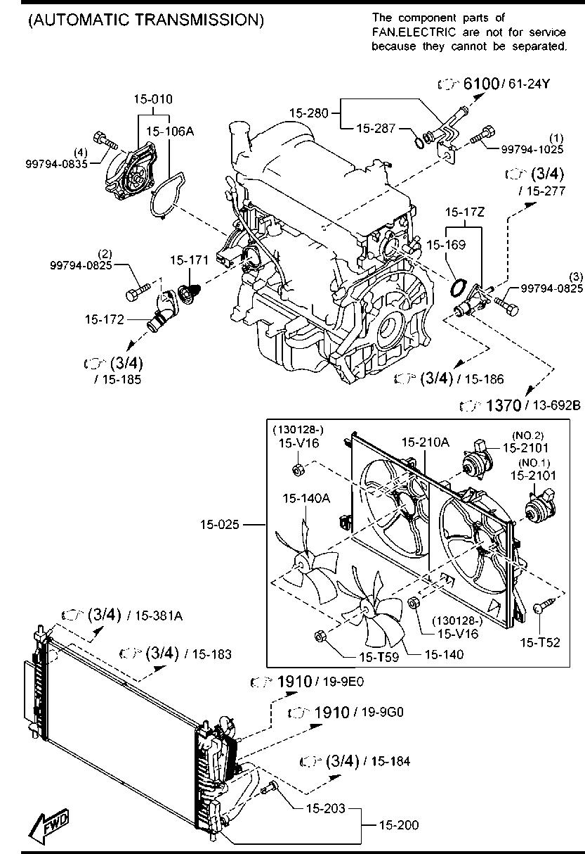 c585 mazda 3 engine parts diagram | wiring resources  wiring resources