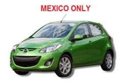 MAZDA2(MEXICO ONLY)