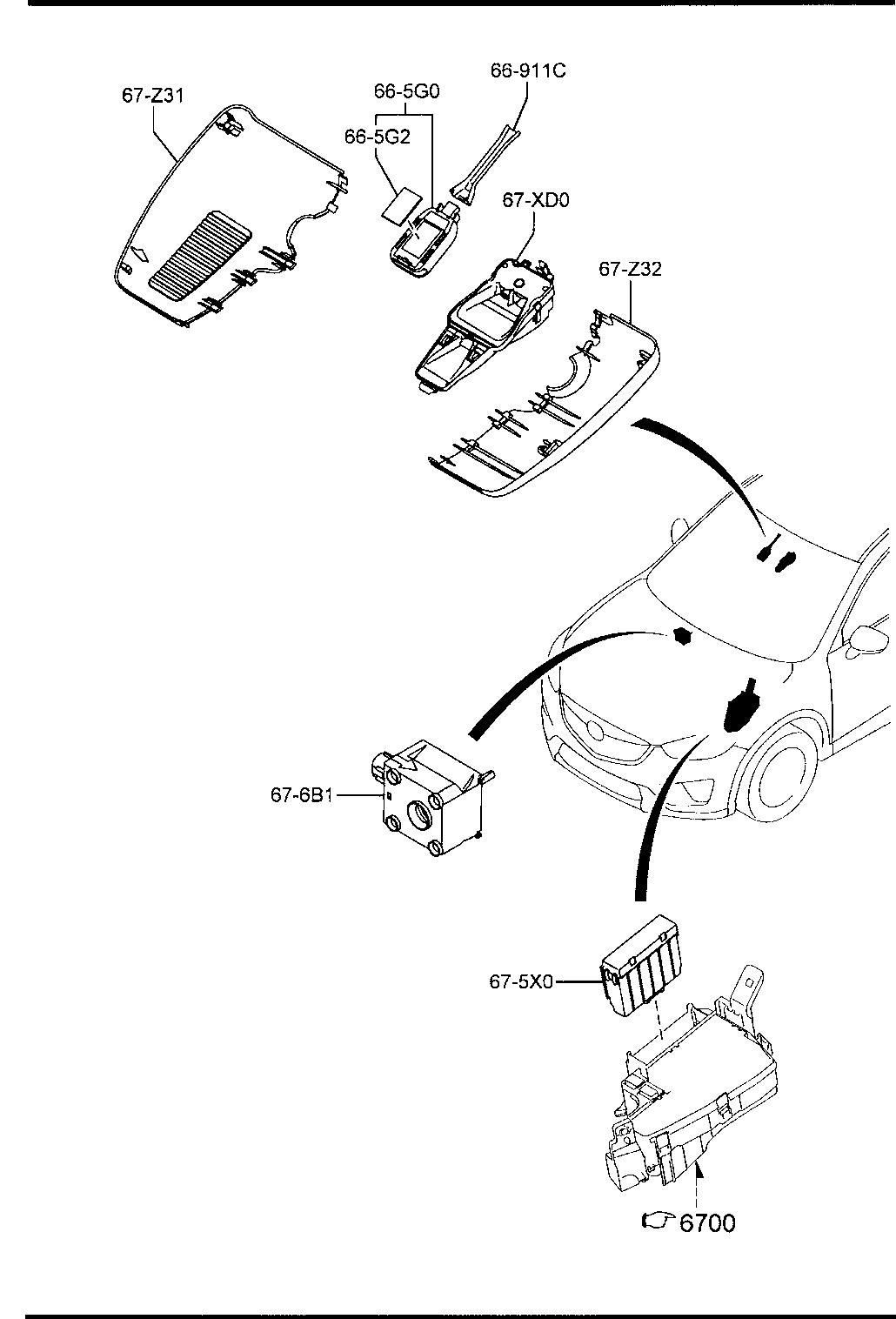 GAT 5PK1368 Cinghia trapezoidale scanalata Micro-V/® XF