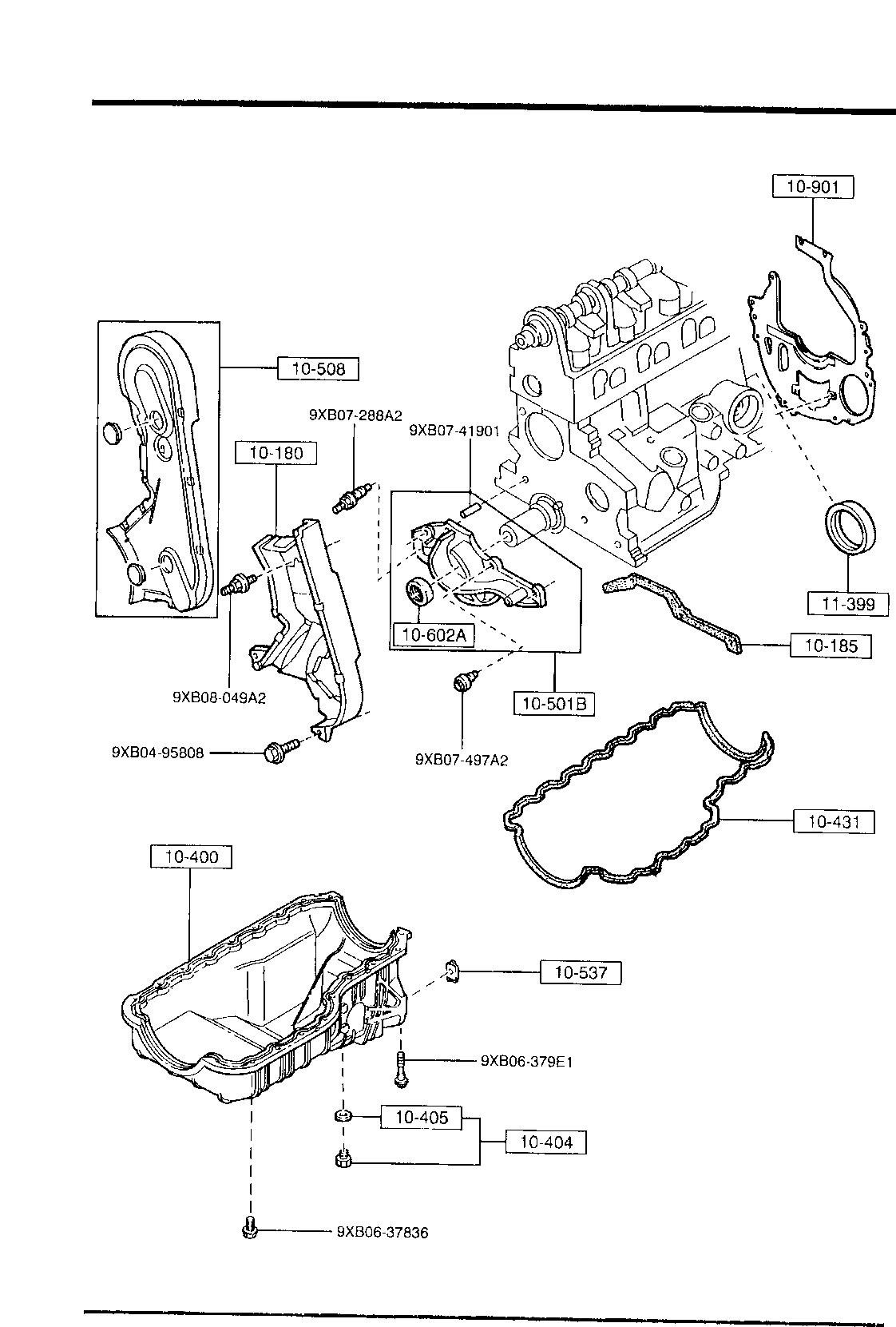 Motorcraft TS213 Constant Velocity Joint Shaft