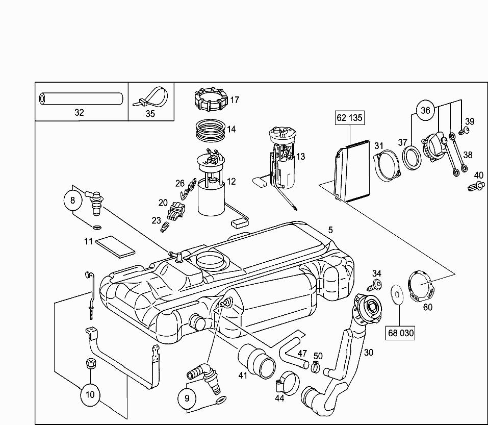 FOR MAZDA 3 BK ref Ryco Z627 Sakura In-Line Fuel Filter FS-1910