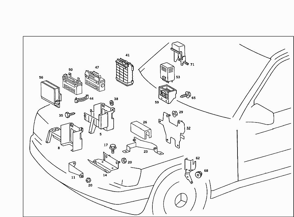 Fuse Box On Porsche Cayenne