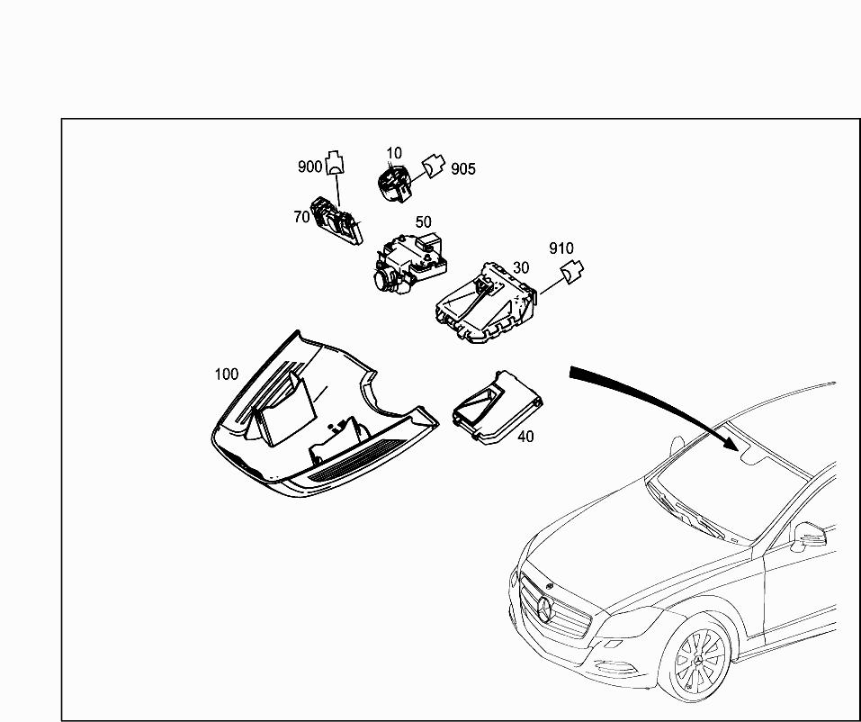 Car-Europe, 218 926 , 82 ELECTRICAL SYSTEM, 613 SENSORS