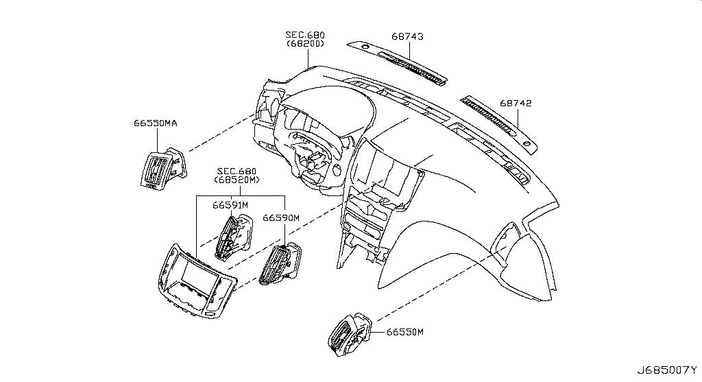 G Coupe Cv36 Bodyfrontroof Floor Ventilator