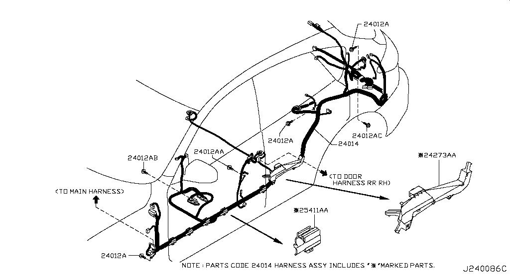 Ex Wire Diagram