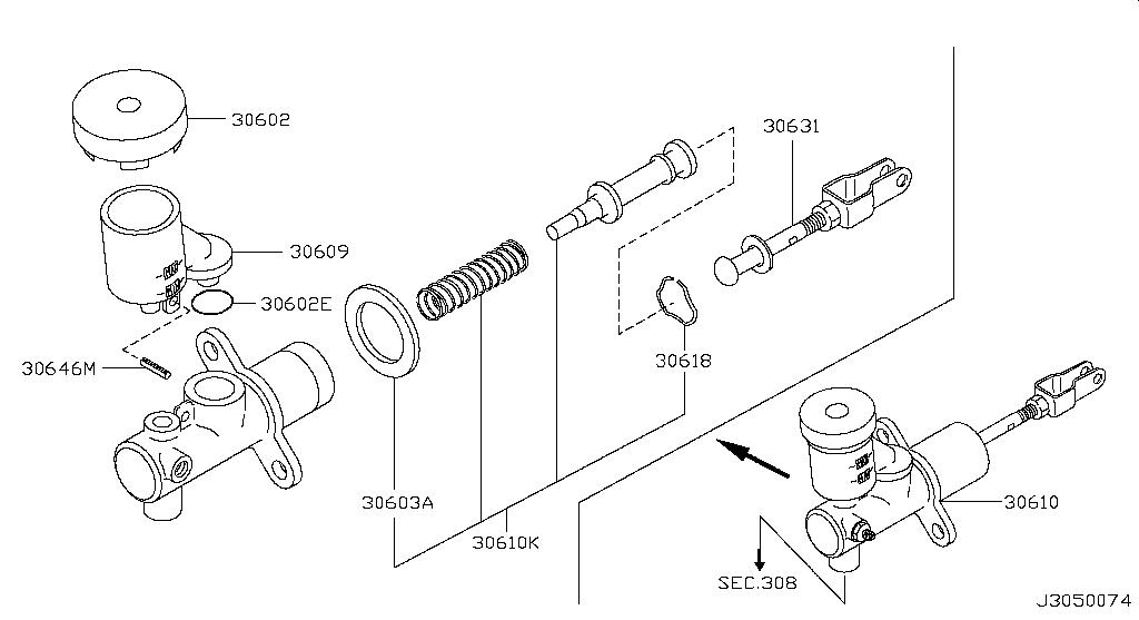 Truck Clutch Diagram