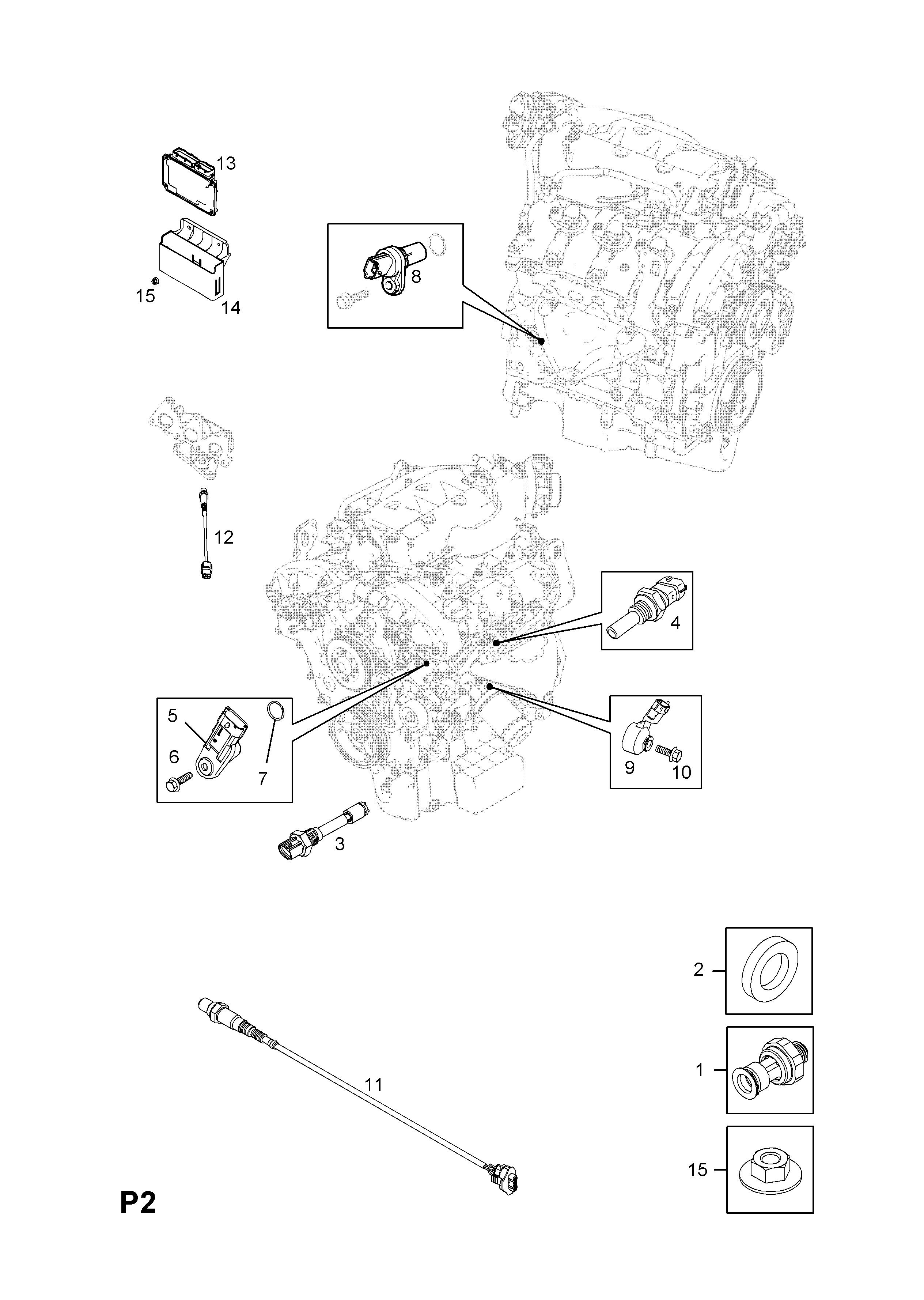 opel antara wiring diagram database Wiring Symbols opel antara 2007 p electrical 1 engine and cooling 117 opel corsa list of parts model