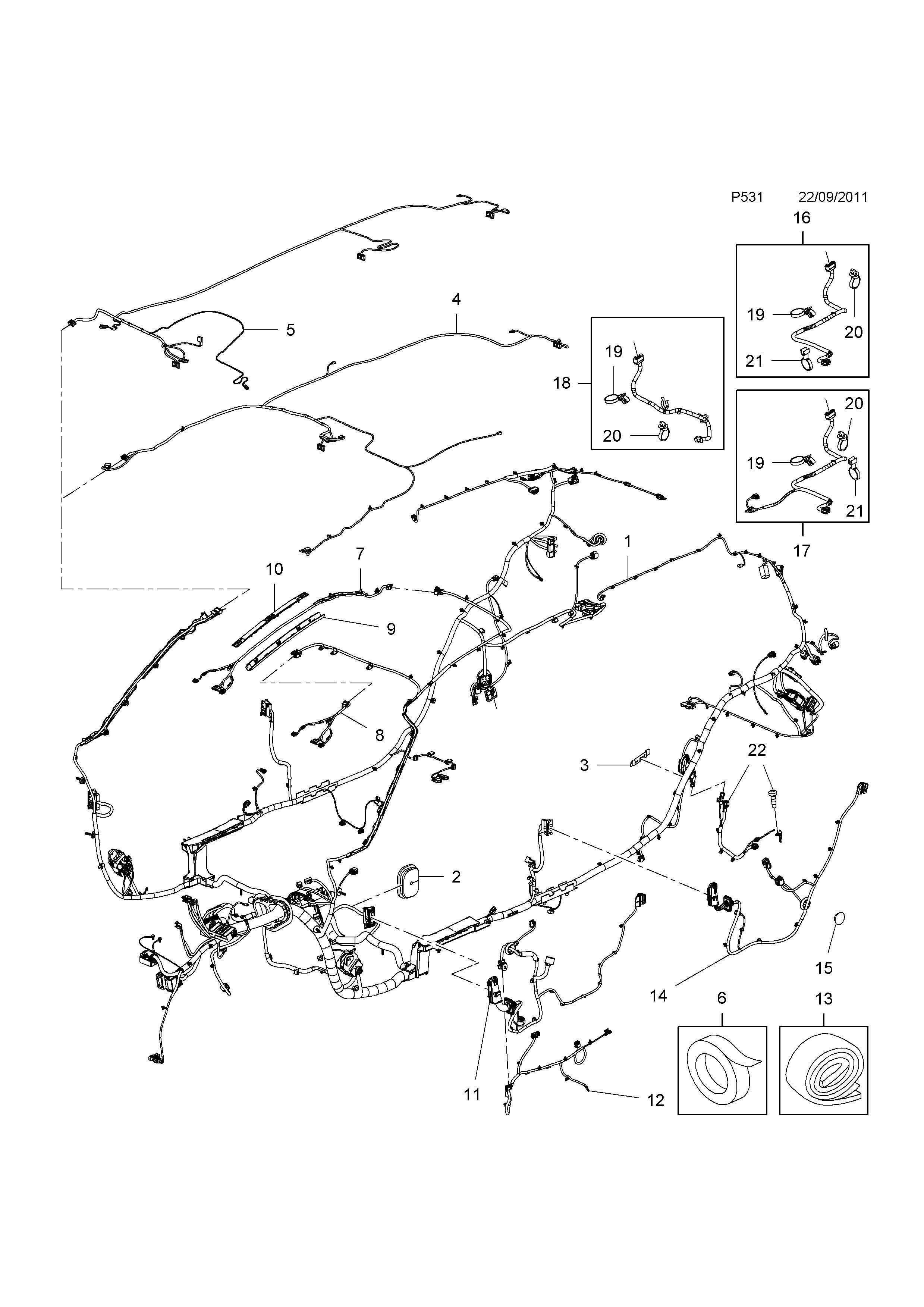 Electic Gm Wiring Harness Diagram Door Locks - Wiring Schematics