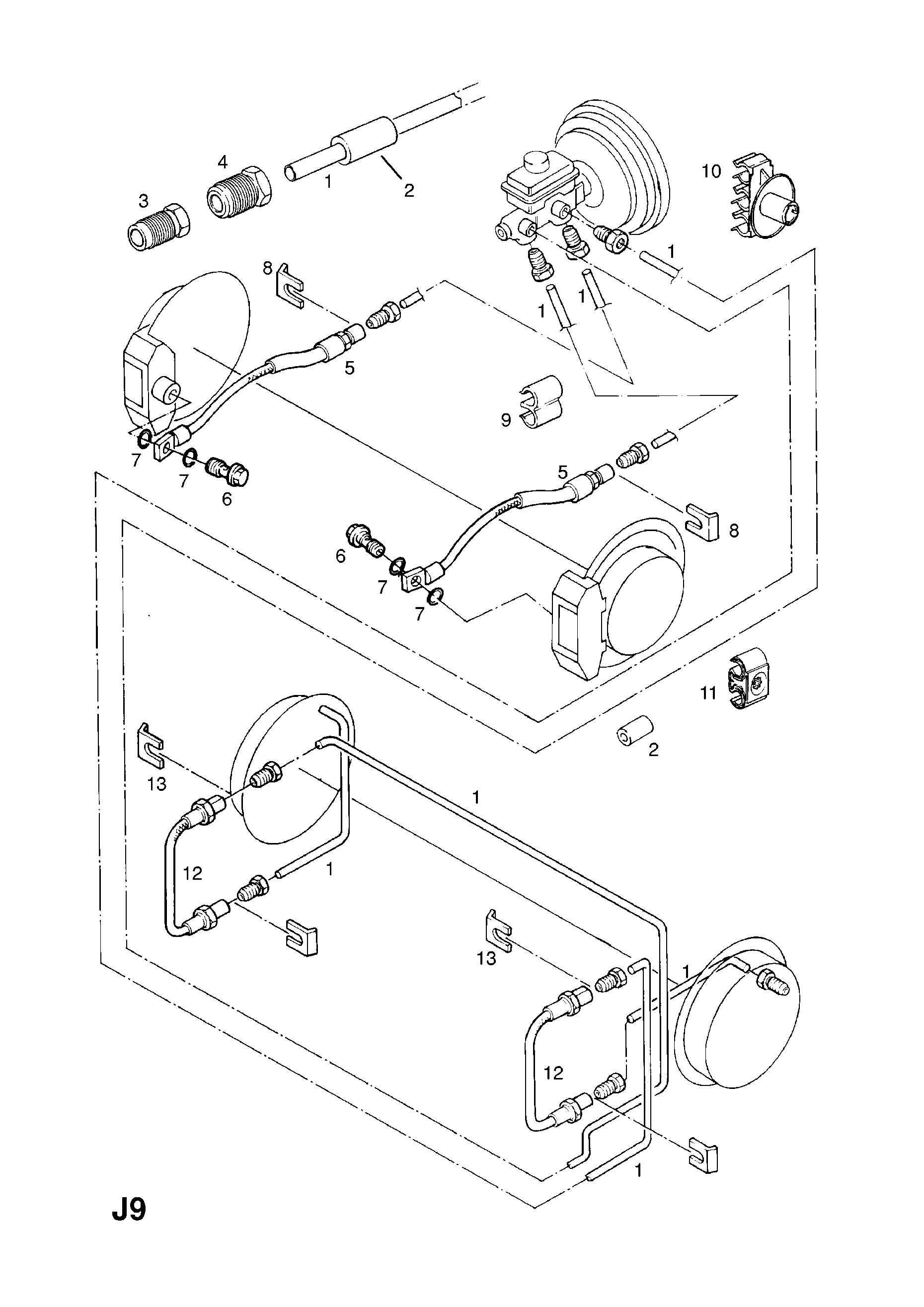 Fantastic Vauxhall Brakes Diagram Wiring Diagram Wiring Digital Resources Indicompassionincorg
