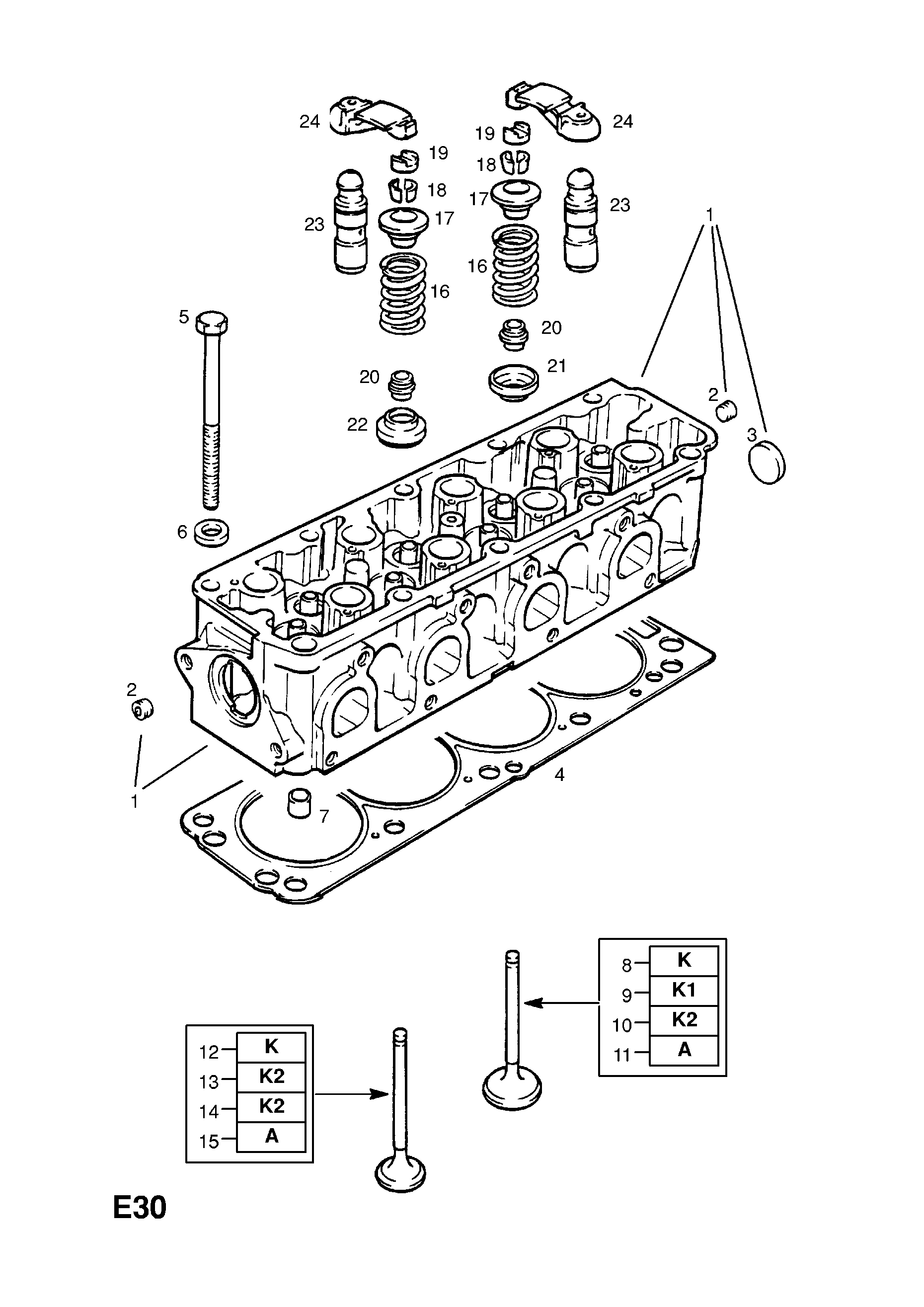 L48 Engine Diagram Good Guide Of Wiring Corsa B Vauxhall I Need The 1993 2002 E And Clutch 4 C14nz 2h6 Rh Catcar Info L69