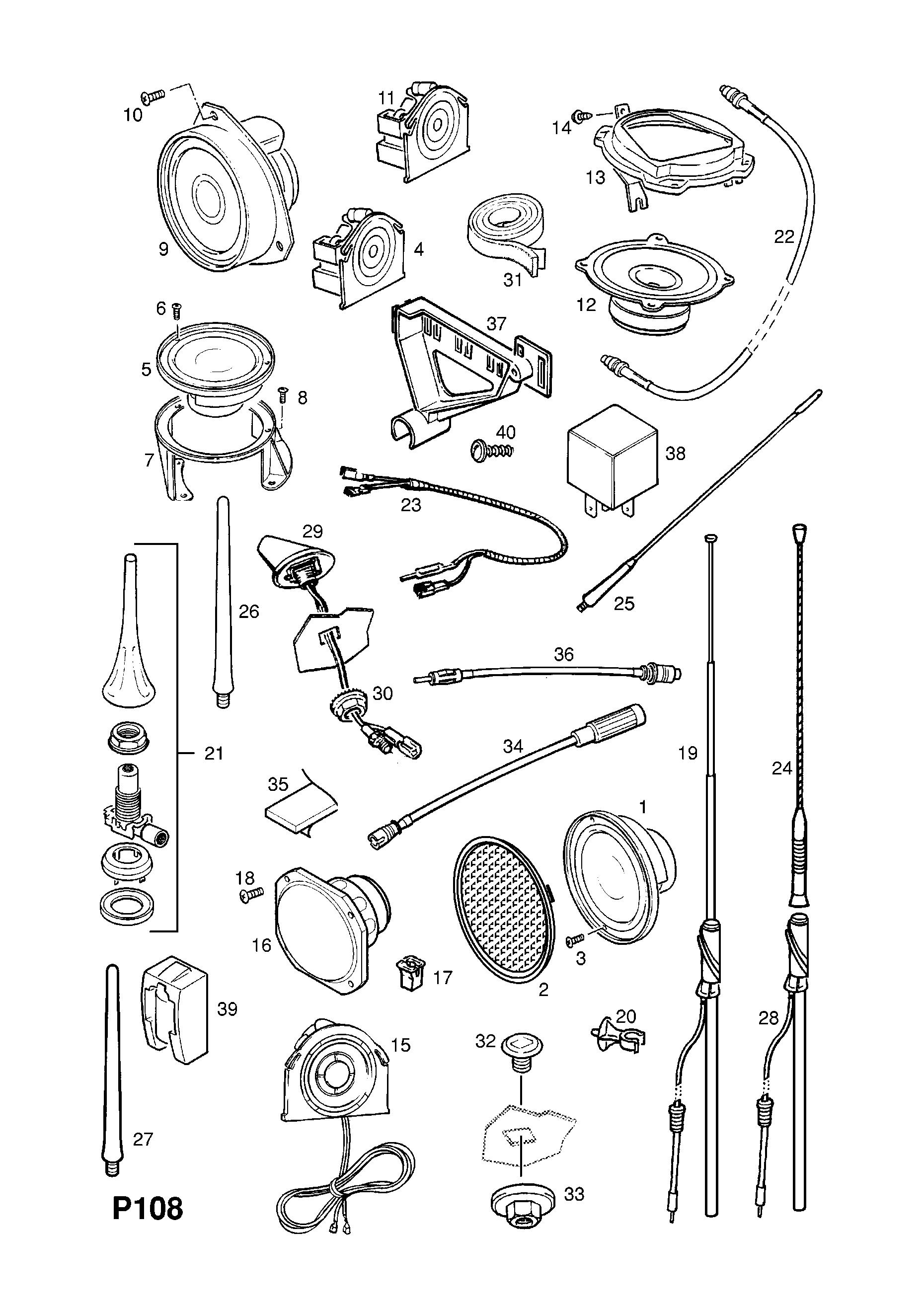 Fog Lamp Relaycar Wiring Diagram Page 4