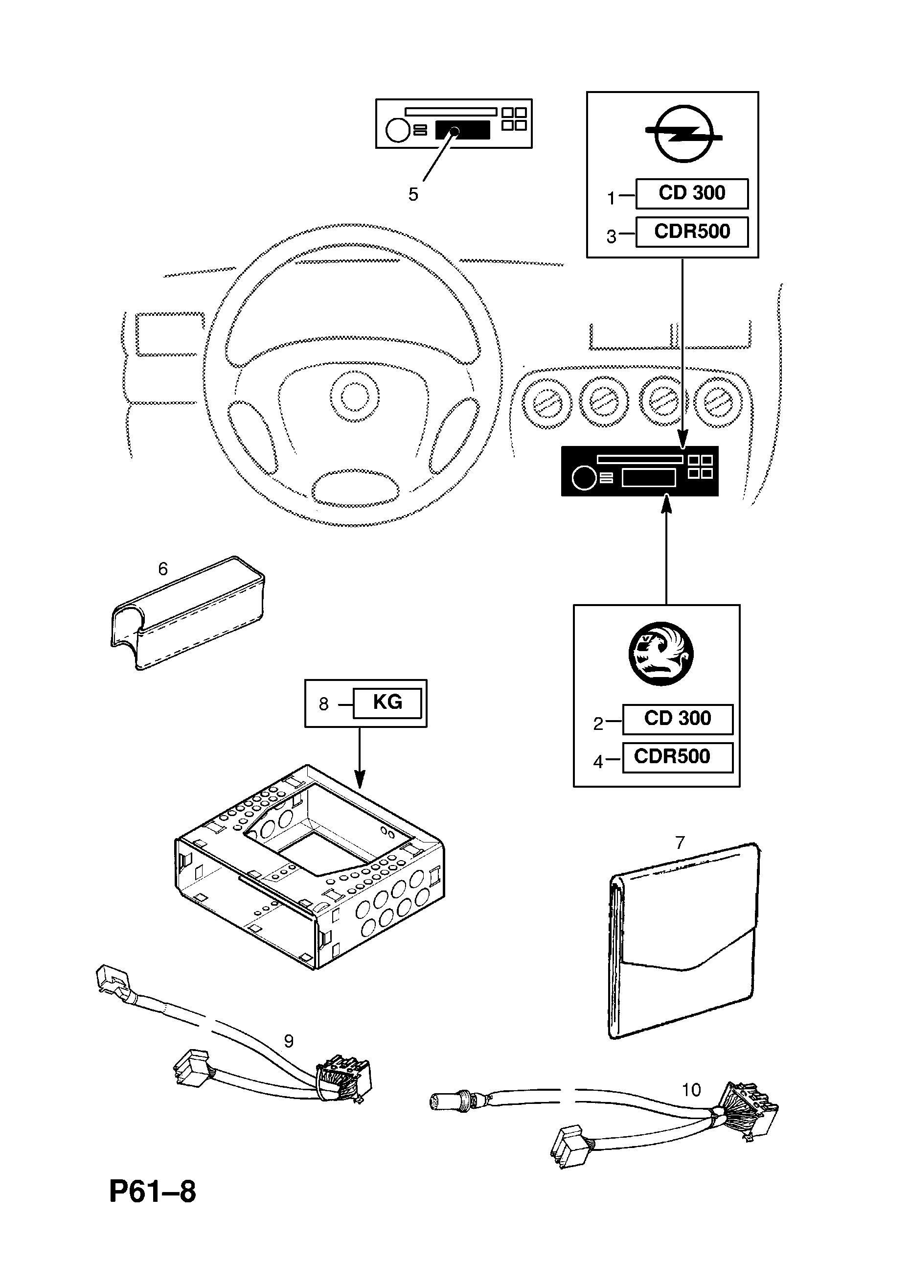 Vauxhall Cdr 500 Wiring Diagram Electrical Colour Codes Enthusiast Diagrams U2022 Color Coding
