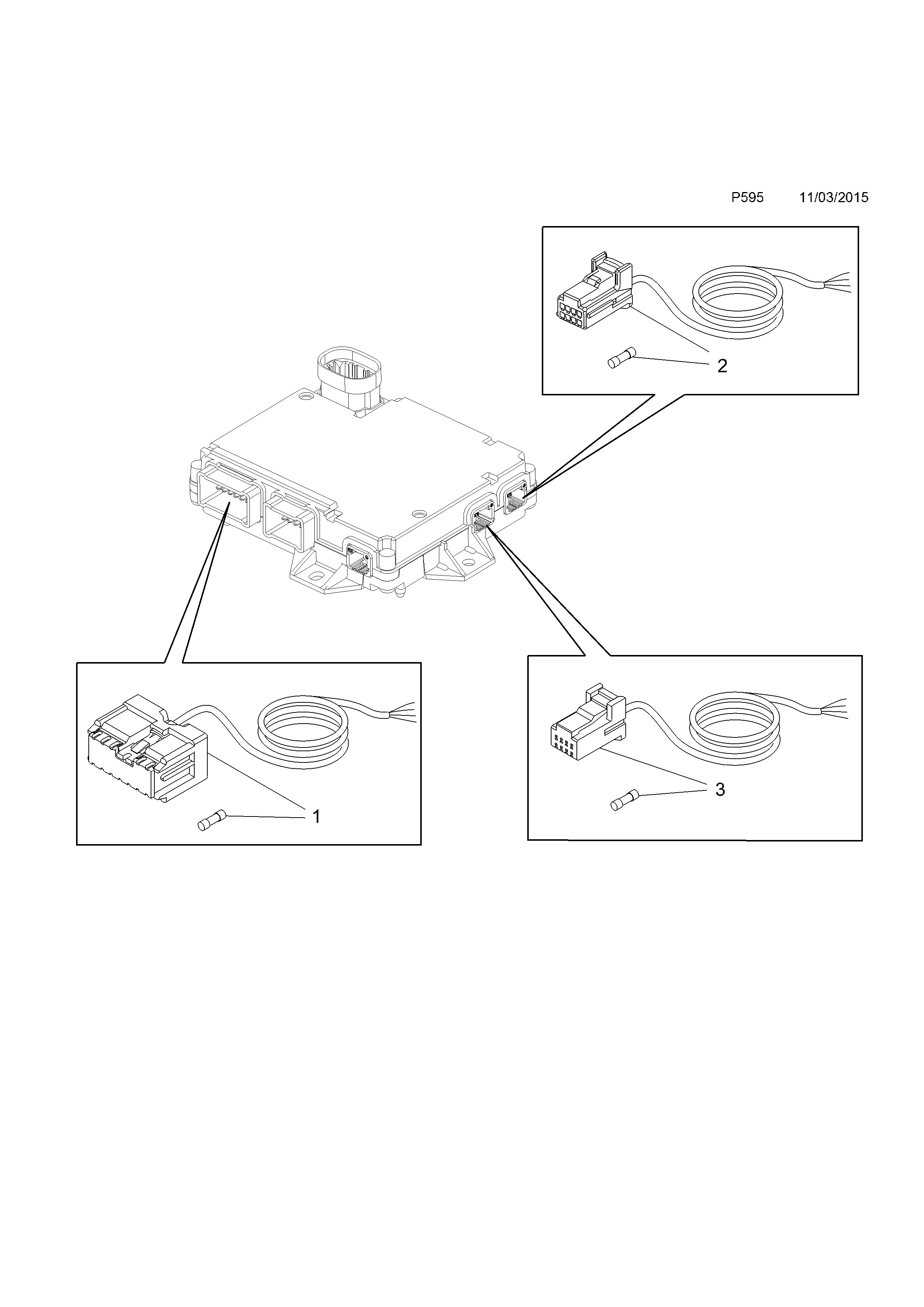 Prime Vauxhall Vivaro B 2015 P Electrical 8 Wiring Harness 7 Wiring Database Heeveyuccorg