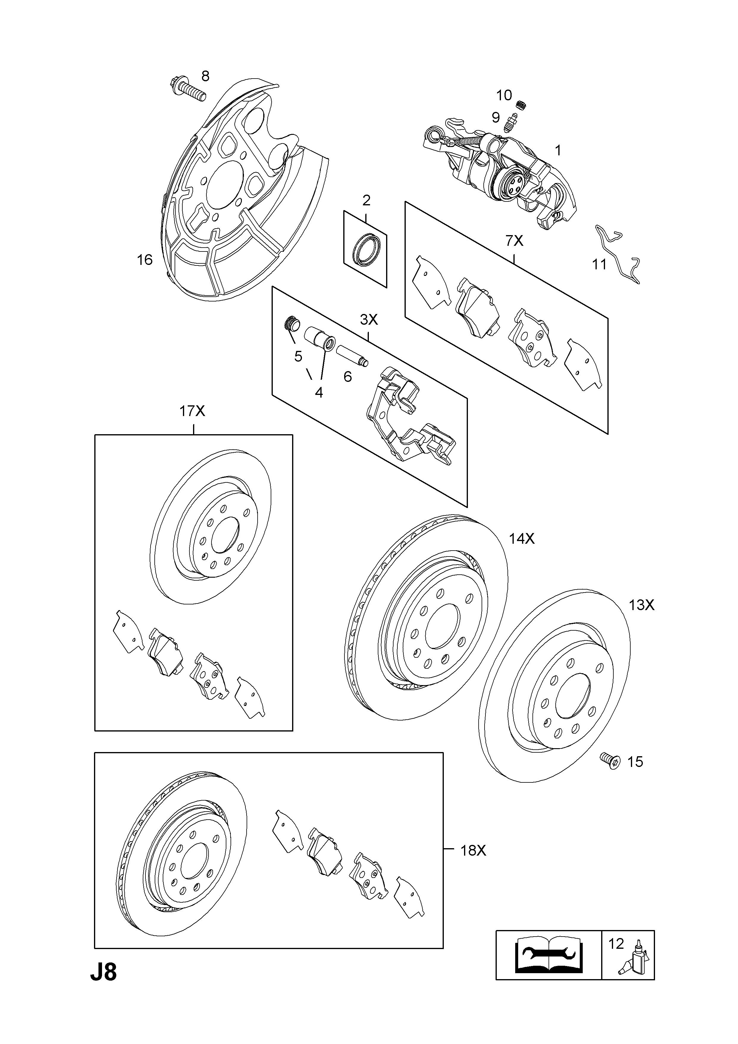 Opel Brakes Diagram Wiring Diagram