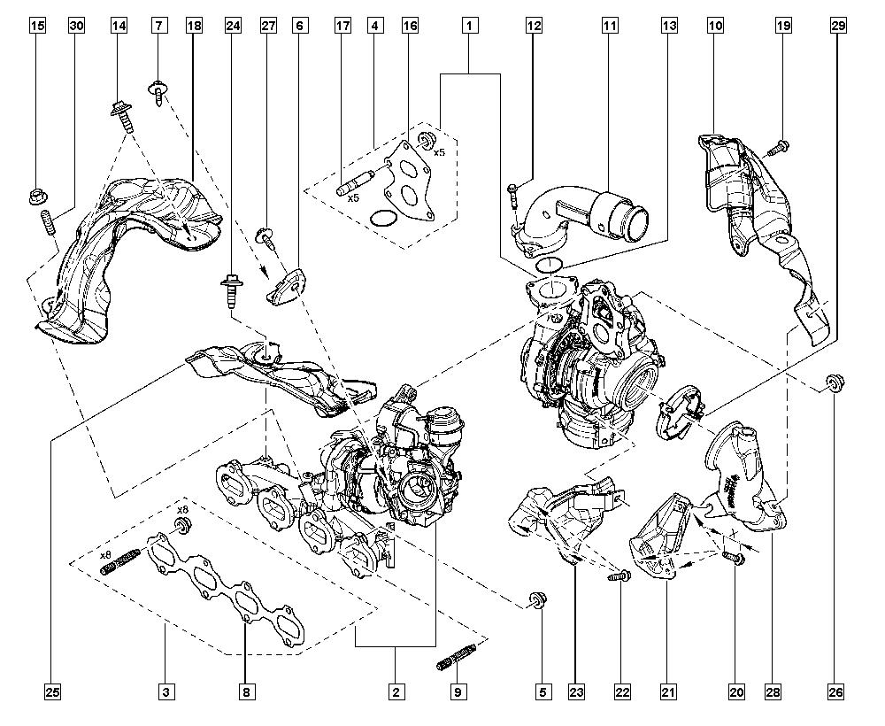 espace v  jra5  manual  12 carburation    turbo