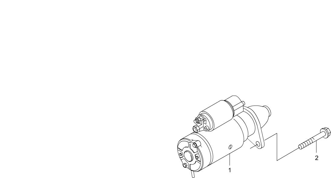Actyon Sports Engine 1461 Starting Motordsl