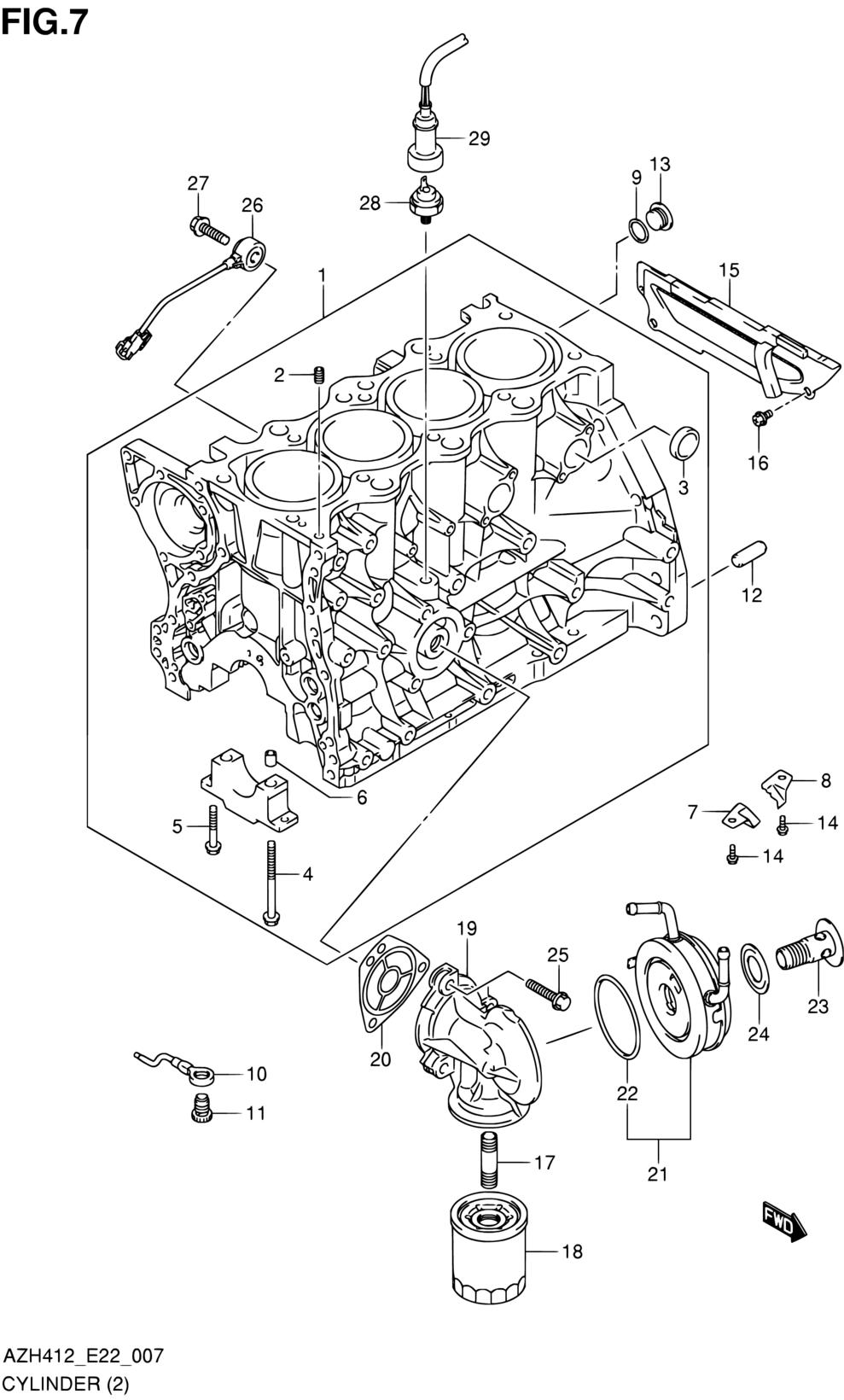 E38 Cylinder Diagram Electrical Wiring Diagrams Honda Middle East Swift Azh414 E05e06e24e30e35e38 Lubrication 7 97 Accord Clutch Pedal