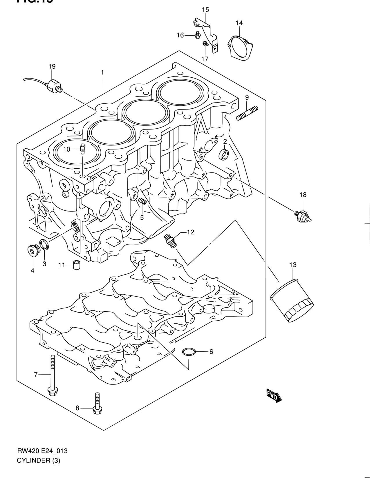 E38 Cylinder Diagram Electrical Wiring Diagrams Engine All Regions Sx4 Rw416 6 E30e38 13 J20a 4