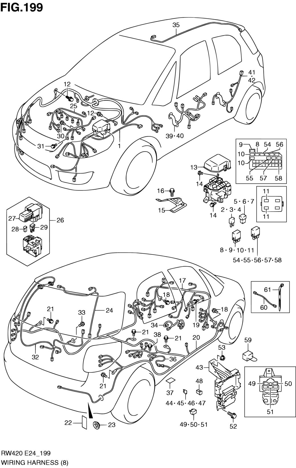 Middle East, SX4, RW420-4 (E02,E05,E10,E22,E24,E30,E31,E35