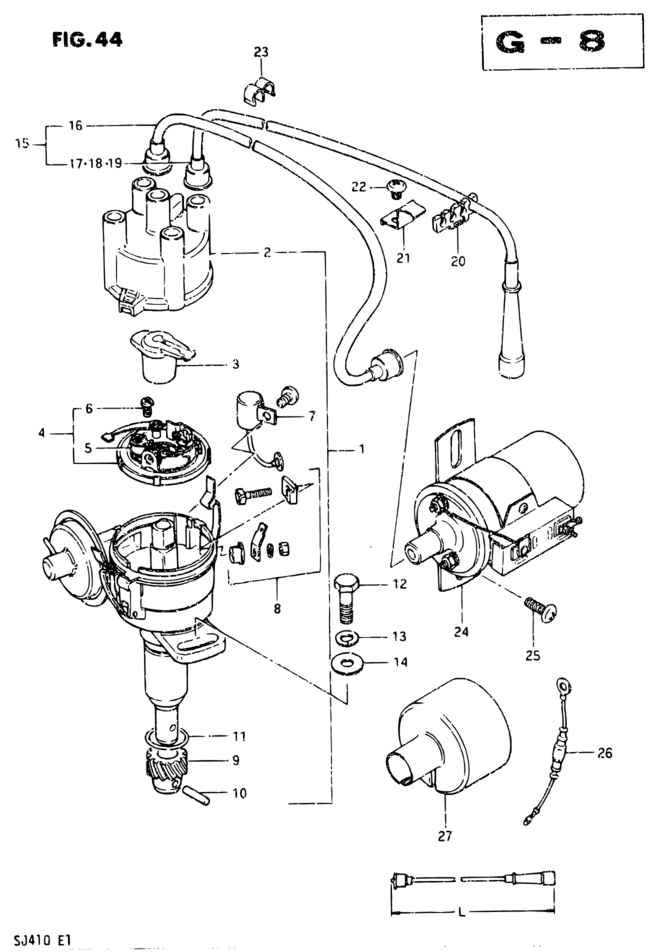 Sj Sj410k E01 Engine Electrical 44