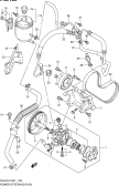 109 - POWER STEERING (RHD)