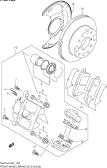 123 - FRONT WHEEL BRAKE (E01,E10,E43)