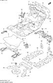 147 - FLOOR CARPET (4DR)