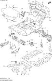 148 - FLOOR CARPET (5DR)