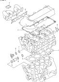 1 - ENGINE GASKET SET