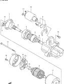65 - STARTING MOTOR (RH416) (MITSUBISHI)